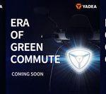 Conferencia de prensa global de Yadea el 15 de abril, para anunciar el lanzamiento internacional de la marca