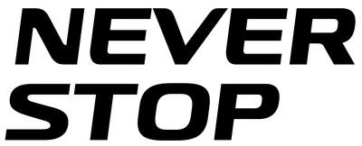 Fujifilm Never Stop Logo