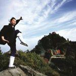 Una cálida invitación de las montañas Wudang de China