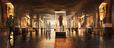 The Kingdoms Institute will be a place of discovery, science and knowledge sharing with the local community and visitors from around the globe about the heritage and culture of the region.