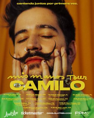CAMILO US TOUR