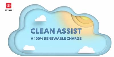 Nuevo programa Clean Assist hace posible la carga libre de carbono para propietarios de vehículos Toyota enchufables en California