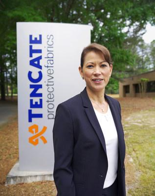 Maria Gallahue-Worl, directora ejecutiva de TenCate Protection Fabrics (PRNewsfoto/TenCate Protective Fabrics)