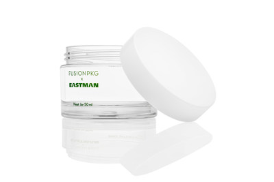 Eastman expands its portfolio of sustainability offerings with Cristal™ One recyclable resins for cosmetics.