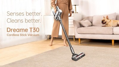 Dreame T30 is meant to bring transcendent cleaning experiences for your home