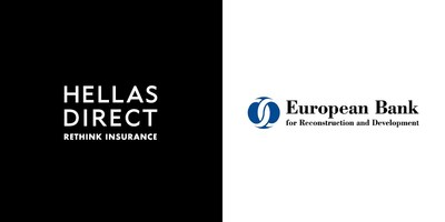 Hellas Direct welcomes on board a leading investor, the European Bank for Reconstruction and Development (EBRD) (PRNewsfoto/Hellas Direct)