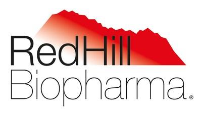 RedHill Biopharma Logo (PRNewsfoto/RedHill Biopharma)