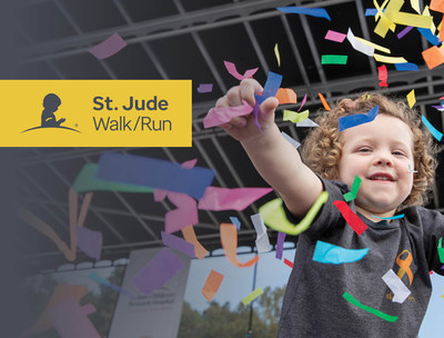 For the fifth year in a row, AIT Worldwide Logistics is supporting St. Jude Children's Research Hospital® as a multi-market team for the charitable organization's annual Walk/Run fundraising events around the world.