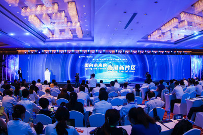 Photo shows the 12th Symposium on Chinese Scholars and Shanghai Development in the 21st Century held in Shanghai on July 15, 2021.
